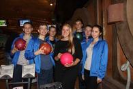 Турнир по боулингу «Стеклянный шар»