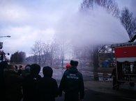 Один день из жизни спасателя-пожарного для участников МООП