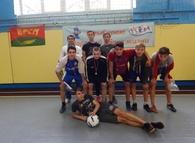 Турнир по мини-футболу «Золотая осень»