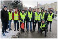 Молодежная акция «Чистый город»