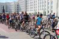 Велопробег «В ритме города»