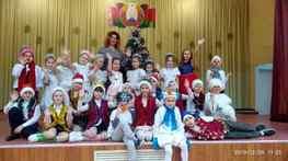 Акция «Чудеса на Рождество» от волонтеров БРСМ «Доброе Сердце» Могилева!