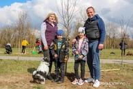 Аллея семейных деревьев БРСМ
