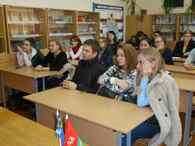 Встреча с писателем в МГУ имени А.А.Кулешова