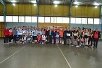 ΧΙI открытый турнир по волейболу памяти Н.В.Карвата