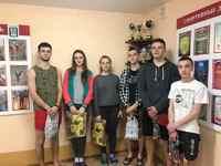 Настольный теннис в общежитиях Белорусско-Российского университета