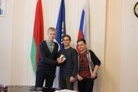 Турнир по компьютерной игре «DOTA 2» в Белорусско-Российском университете