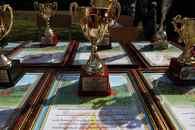 Спортивный праздник к 100-летию милиции Беларуси и 15-летию Союза молодежи
