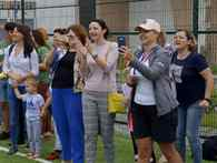 Молодежная городская эстафета «Битва дворов» среди молодых семей города Могилева прошла в День молодежи