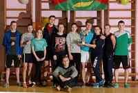 Спортландия в Социально-гуманитарном колледже