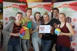 «От сердца к сердцу»: благотворительный турнир прошел в Могилеве