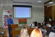IV Пленум Ленинской районной организации ОО «БРСМ» г.Могилева