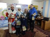 Активисты в Могилевском детском хосписе