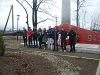 Трудовую акцию #ЗаДело проводит союзная молодёжь Октябрьского района г.Могилева