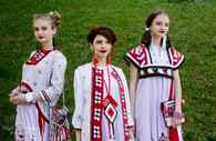 Молодежь Могилева в республиканском фотоконкурсе«Сэлфі & фота з вышыванкай»