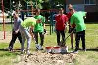 Молодежный благотворительный проект БРСМ «#Разамзбацькамі»
